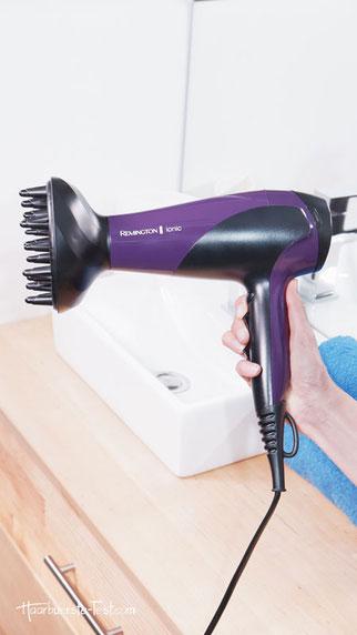 Remington Haartrockner für langes Haar