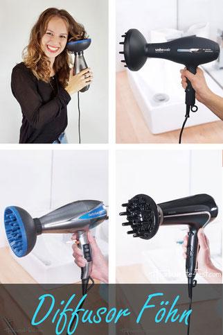 diffusor föhn, diffusor haartrockner, föhn mit diffusor