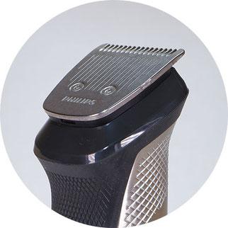 Philips Bart- und Haarschneider-Aufsatz