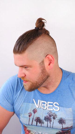 Wachsen männer lassen haare Haare wachsen