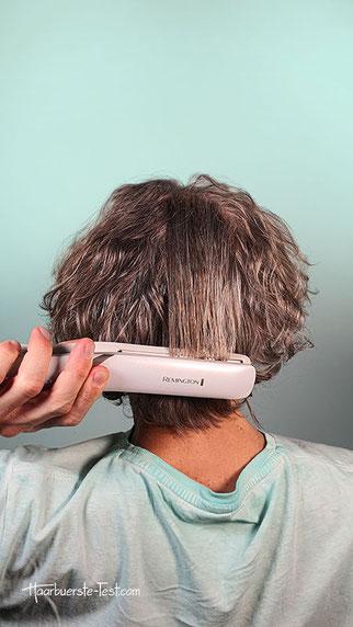 kaltdampf glätteisen erfahrungen, Ultraschall Haarglätter, ultraschall glätteisen anwendung, kaltdampf glätteisen
