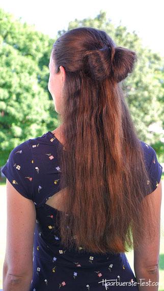 haarschleife aus haaren
