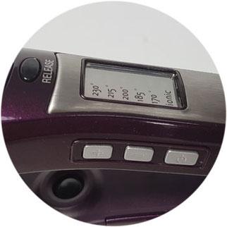 Babyliss iPro 230 Steam mit 5 Temperaturstufen