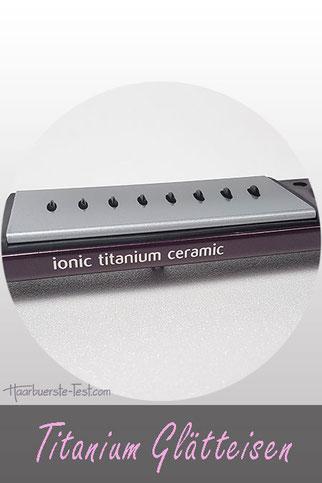 titanium glätteisen, glätteisen titan, titan glätteisen