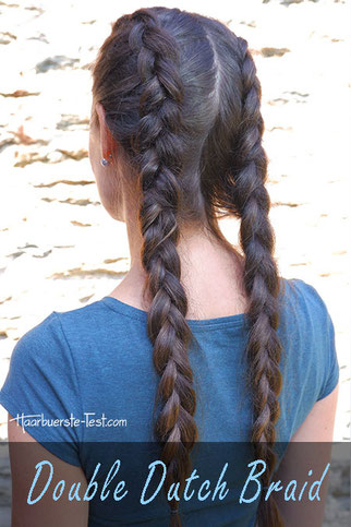 Double Dutch Braid Anleitung