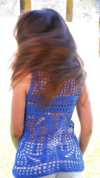 Messy Bun Anleitung lange Haare, Messy Bun lange Haare