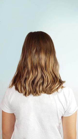 GHD Gold Styler mittellange Haare