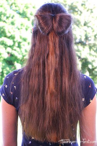 Eine Susse Haarschleife Selber Machen So Gelingt S Praxis Tests