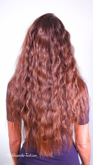 beach waves welleneisen, beach waves mit welleneisen, haare mit welleneisen