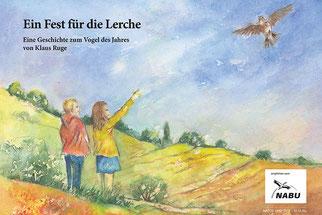 Kinderbuch zum Vogel des Jahres 2019