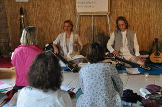 yoga de la voix, chant sacré de l'Inde