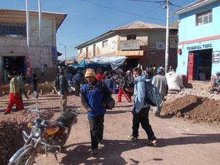 Combapata, Perù