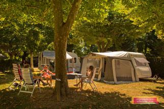 emplacement camping gers de l'arros