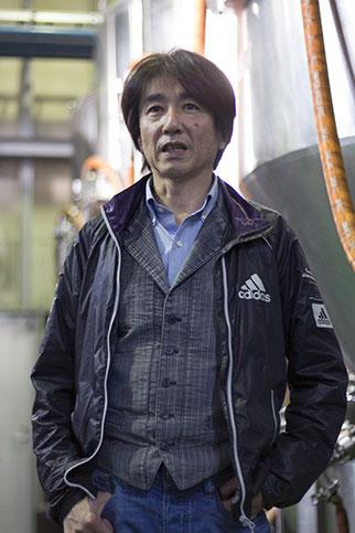 サンクトガーレン 岩本伸久さん