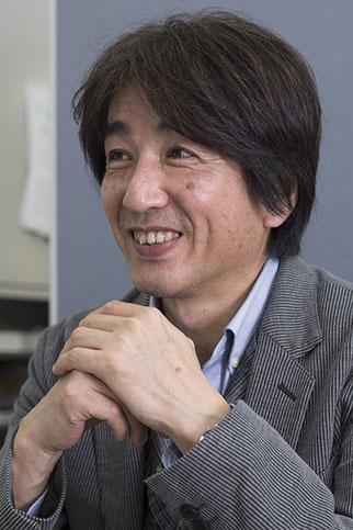 サンクトガーレン有限会社 代表取締役 岩本 伸久(いわもと のぶひさ)さん