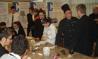 formation à la cuisine de la truffe en Isère