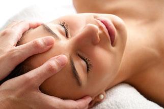 Hautbildbestimmung in der Beauty & Gesundheitslounge  Gaby Ober