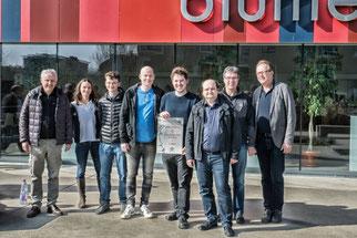 Meistertitel für Ansfelden - wir gratulieren!