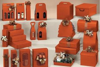 готовые коробки для продукции