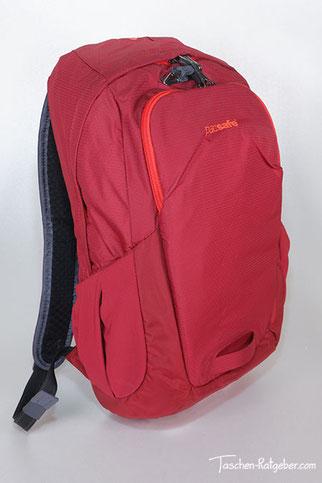 diebstahlschutz rucksack, diebstahlsicherer rucksack, pacsafe rucksack