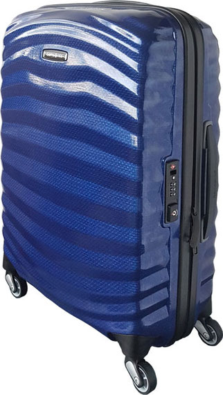 Samsonite Lite-Shock Spinner 55 cm, Kabinen-Trolley