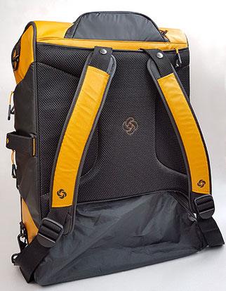 Reisetasche mit Rollen und Rucksackfunktion, samsonite paradiver light 55 rucksack mit rollen handgepäck