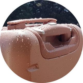 Aerolite 4-Rad Leichtgewicht Hartschale-Bordgepäck