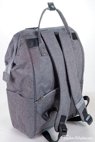 rucksack gepolstert