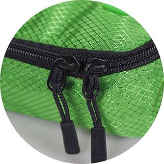 reißverschluss packtasche amazon
