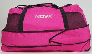 Reisetasche erweiterbar: Reisetasche mit Rollen 140 Liter