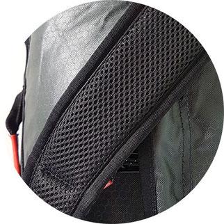 eagle creek 90l rolling duffel backpack