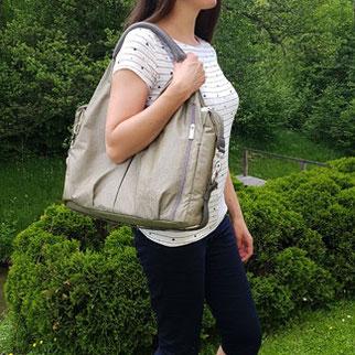 Wickeltasche Lässig Neckline Bag