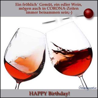"Tipps zum Geburtstag feiern in ""CORONA-Zeiten"""