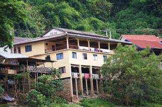 Unterkunft in Pakbeng