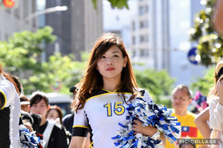 チアダンスディレクター 西谷舞子