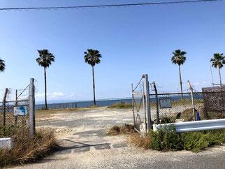 樽井サザンビーチ 海水浴場