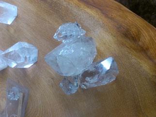 クリスタルグリッド ハーキマーダイヤモンド