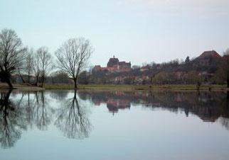 Kahnfahrt auf der Havel