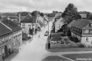 Bild: Seeligstadt Großharthau Postkarten