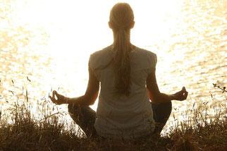 Yoga - Meditation - Mind Body Medizin - Marion Niemeyer Heilpraktikerin in Olfen