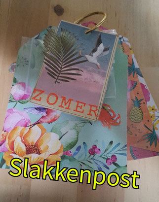 zomer slakkenpost Tag flipbook