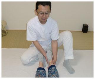 無痛のやさしい手技で体の不調を改善します