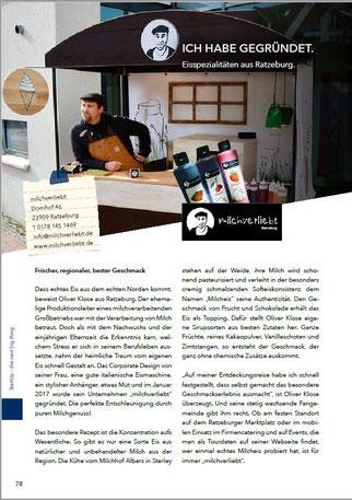 Ratzeburger Schaffen Rekord Milchverliebt