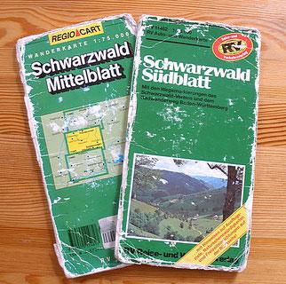 eplatzer, Schwarzwald, mit den Bike auf Tour