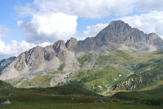 …und wunderbare Bergpanoramen