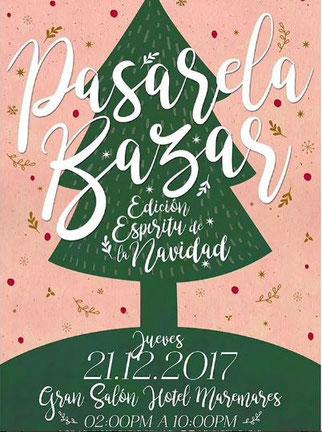 Pasarela Bazar - Edición Espíritu de la Navidad