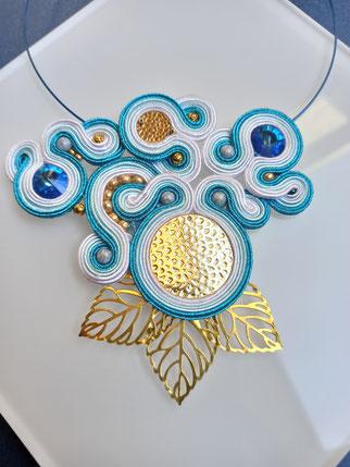 Perlengewebter Schmuck/ beadwoven Jewellery Kinari Handmade Jewellery