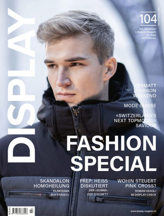 Display magazine
