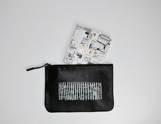 Planner Bag, collaboration Les Solides x Yael Anders
