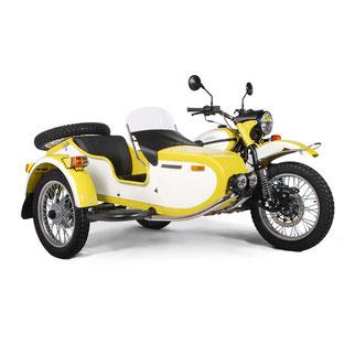 2020 Ural Weekender